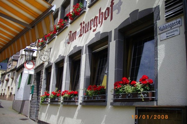 Hotel Im Burghof - фото 11
