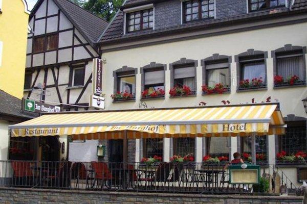 Hotel Im Burghof - фото 12