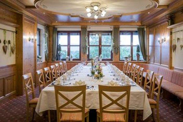 Landhotel Heimathenhof - фото 11