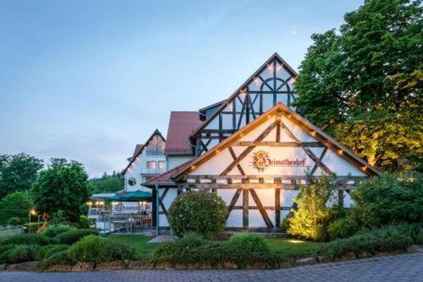 Landhotel Heimathenhof - фото 20