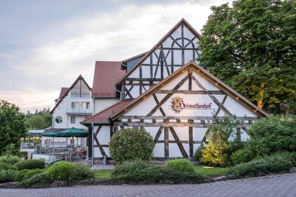 Landhotel Heimathenhof - фото 21