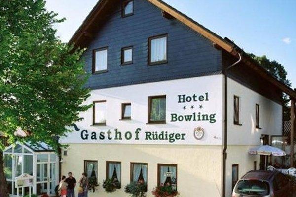 Hotel Rudiger - фото 21