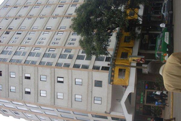 Metro Hotel - фото 11