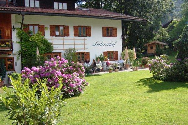 Aparthotel Ledererhof - фото 23