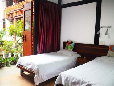 Хостел Shaoxing Luxun Native Place Youth Hostel