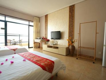 อพาร์ทเมนท์ Sanya Mu Hai Apartment Golden Phoenix Branch