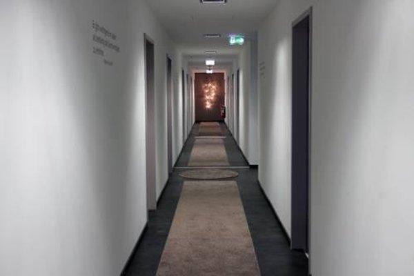 Hotel am Hof - фото 21