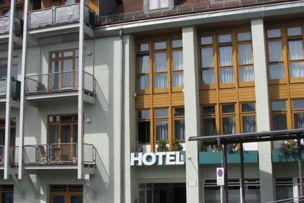 Hotel am Hof - фото 23