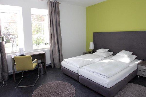 Hotel am Hof - фото 8
