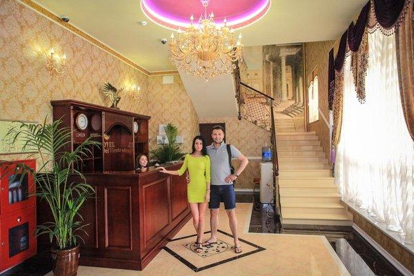 Отель Rosa Del Viento - фото 10
