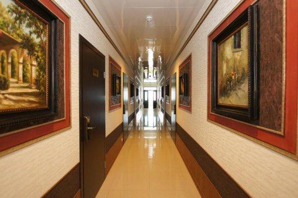 Отель Rosa Del Viento - фото 17
