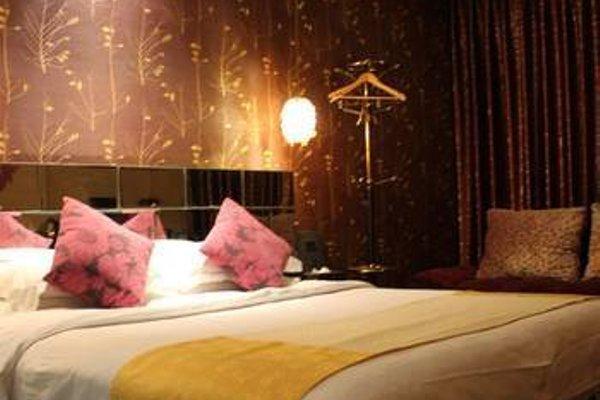 Deyang Shengcheng Garden Hotel Deyang - фото 3