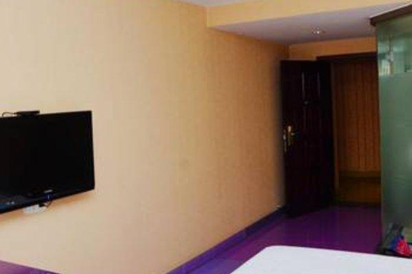 Deyang Shengcheng Garden Hotel Deyang - фото 7