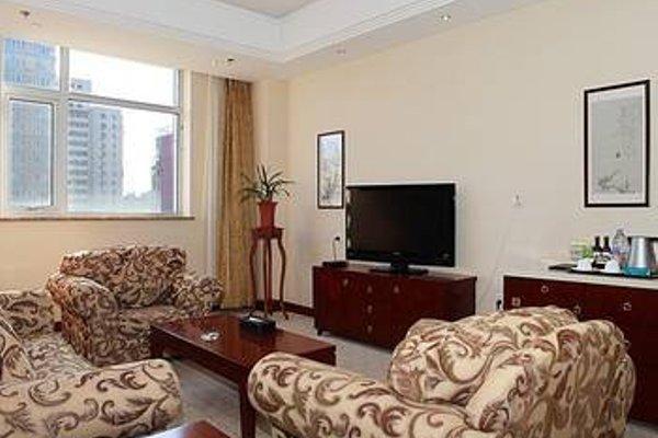 Beijing Wanshou Hotel - 4