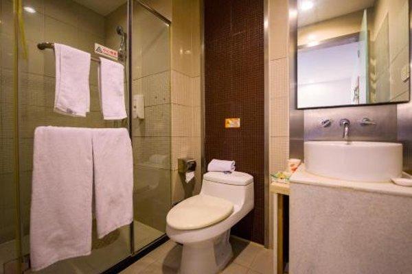 Motel Guangzhou Baiyun Airport - 12