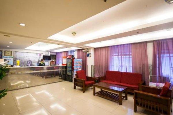 Motel Guangzhou Baiyun Airport - 9