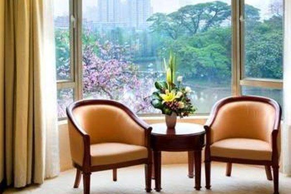 Guangdong Zhudao Guest House Guangzhou - фото 6