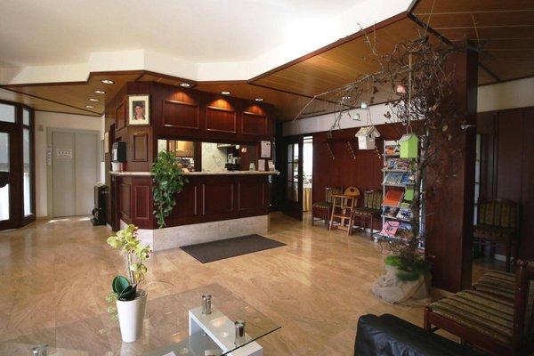 Hotel-Gastehaus Lowen - фото 16