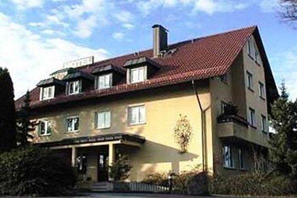 Hotel-Gastehaus Lowen - фото 21