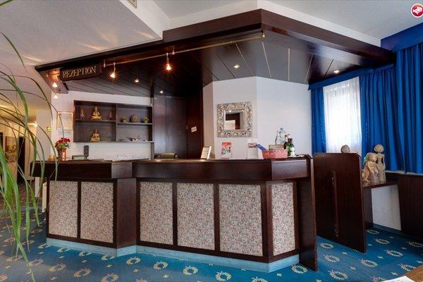 Hotel Astoria am Urachplatz - фото 16