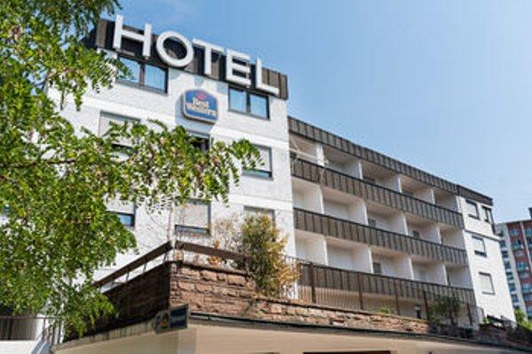 Best Western Hotel Stuttgart 21 - фото 20