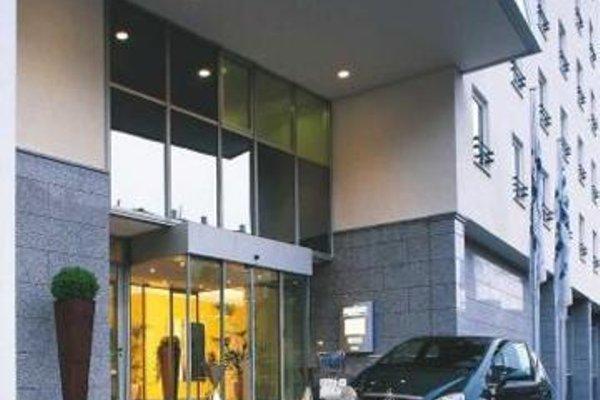 Mercure Stuttgart City Center - фото 14