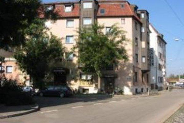Aparthotel Astro - Nichtraucherhotel - фото 23