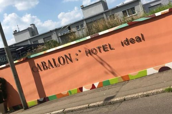 Abalon Hotel ideal - фото 19