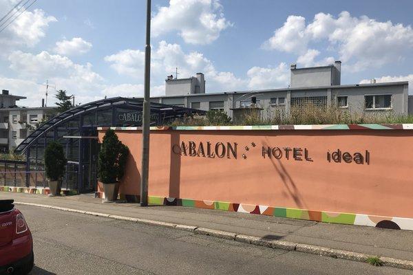 Abalon Hotel ideal - фото 23