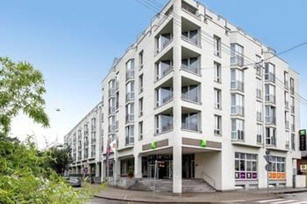 Отель Ibis Styles Stuttgart - 21