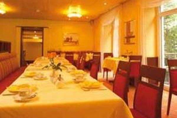 BEST WESTERN HOTEL KETTERER - фото 16