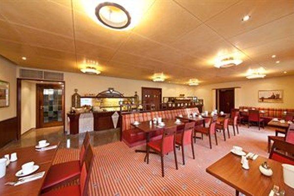 BEST WESTERN HOTEL KETTERER - фото 17