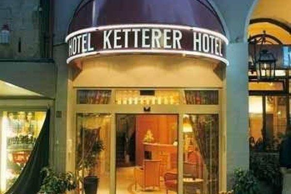 BEST WESTERN HOTEL KETTERER - фото 22