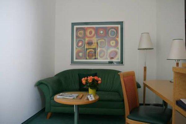 BEST WESTERN HOTEL KETTERER - фото 8