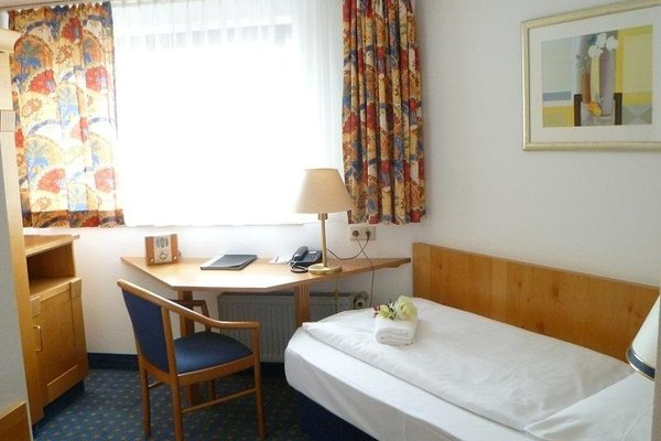 Hotel am Feuersee - фото 4