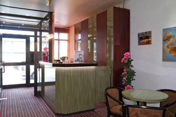 Stadthotel am Wasen - фото 13
