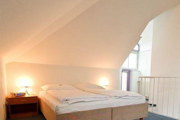 Hotel Feuerbach Im Biberturm - фото 3