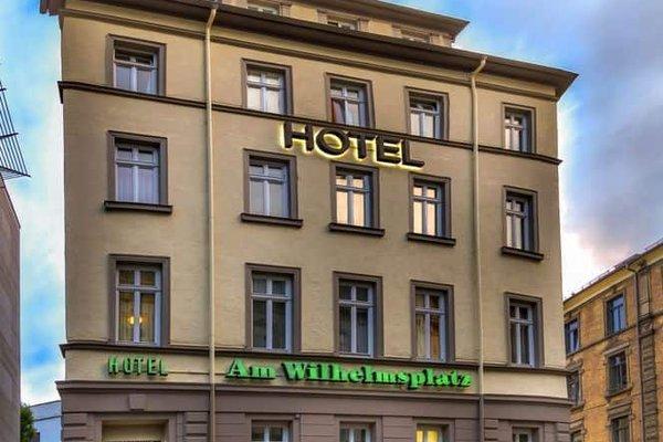 Hotel am Wilhelmsplatz - фото 22