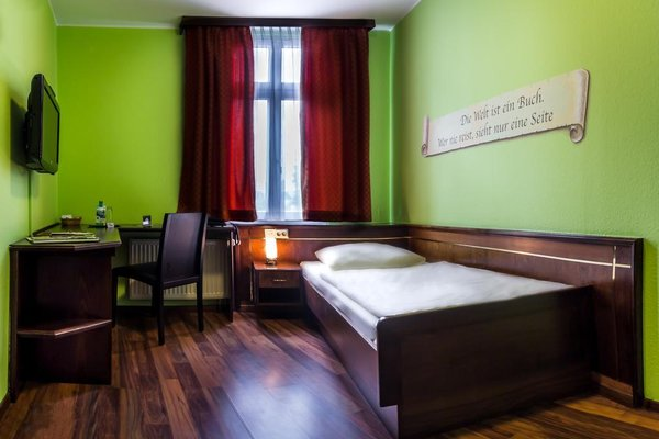 Hotel am Wilhelmsplatz - фото 5