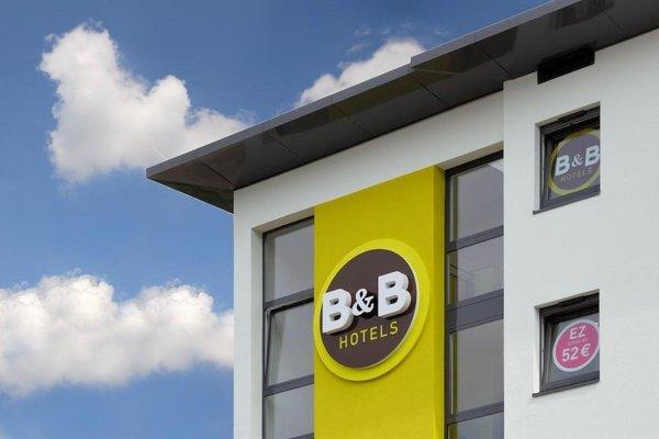 B&B Hotel Stuttgart-Vaihingen - 21