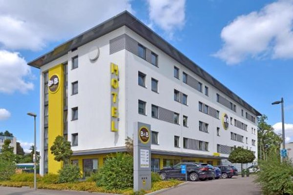 B&B Hotel Stuttgart-Vaihingen - 22