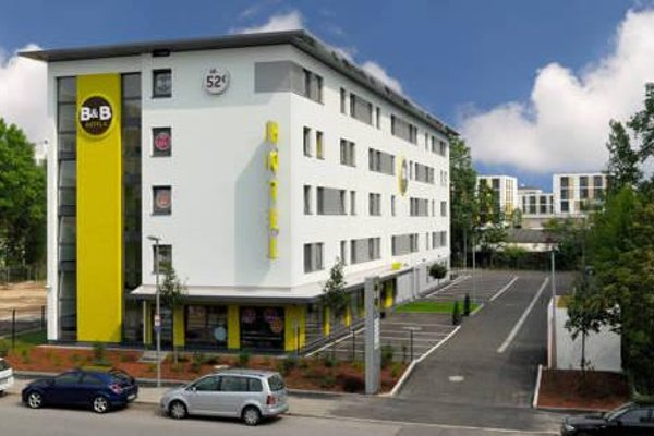 B&B Hotel Stuttgart-Vaihingen - 23