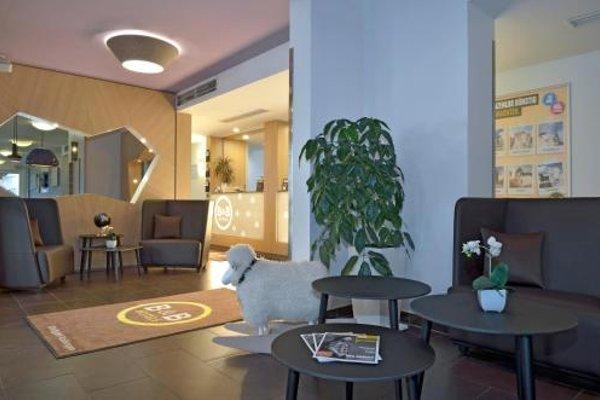 B&B Hotel Stuttgart-Vaihingen - 8