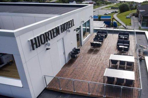 Hjorten Hotell Hitra - фото 19