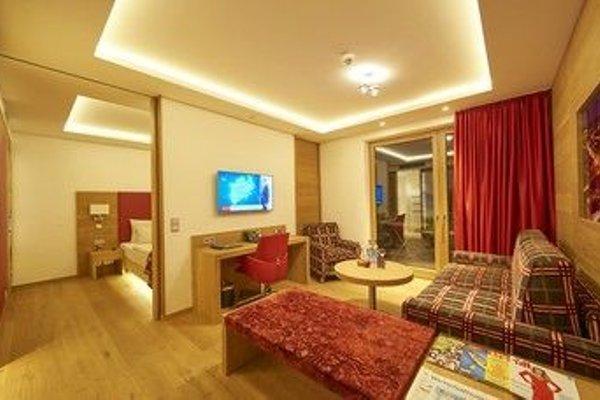 Asam Hotel - фото 6