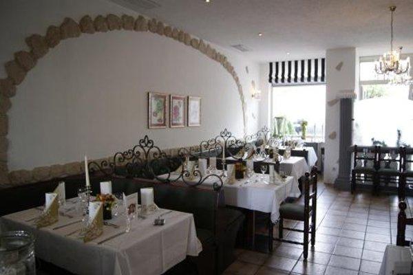 Hotel Restaurant Franziska - фото 12