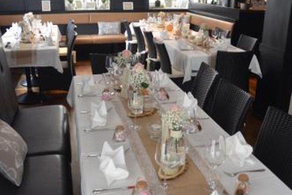 Hotel Restaurant Franziska - фото 15