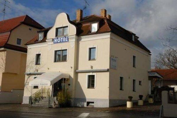 Hotel Restaurant Franziska - фото 22