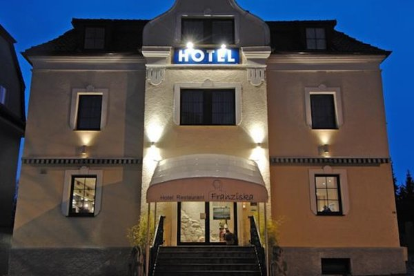 Hotel Restaurant Franziska - фото 23