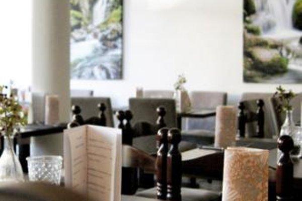 Hotel Restaurant Franziska - фото 5